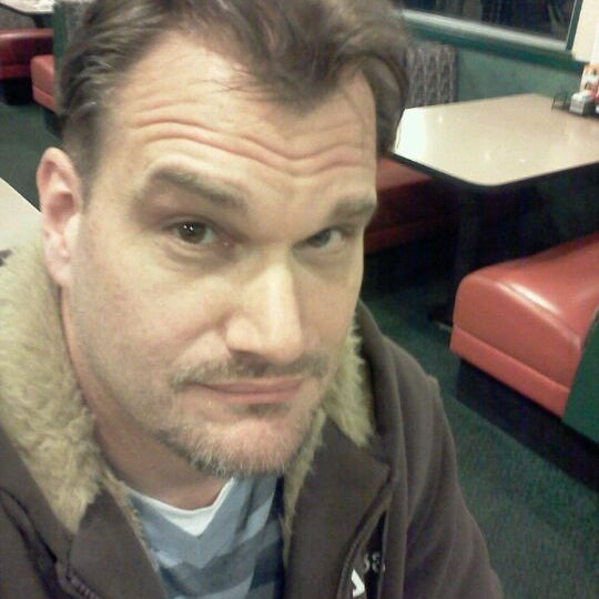 Photo taken at Denny's by Ray B. on 12/24/2011