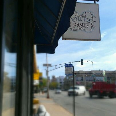 Photo taken at Fritz Pastry by marfa on 3/29/2012