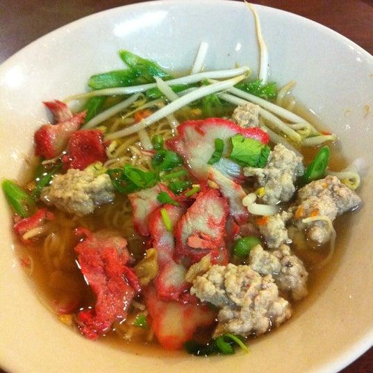 Hoy ka noodles thai restaurant in los angeles for Authentic thai cuisine los angeles