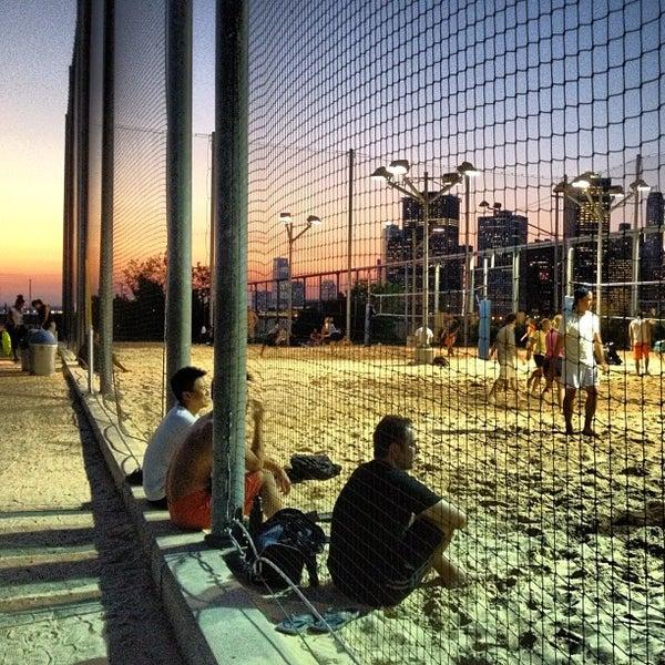Photo taken at Brooklyn Bridge Park - Pier 6 by Jill G. on 8/29/2012