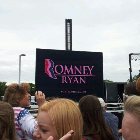 Photo taken at Waukesha County Expo Center by Katie J. on 8/12/2012