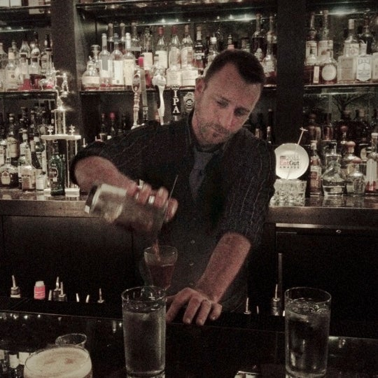 Photo taken at Sable Kitchen & Bar by Wil D. on 5/7/2012