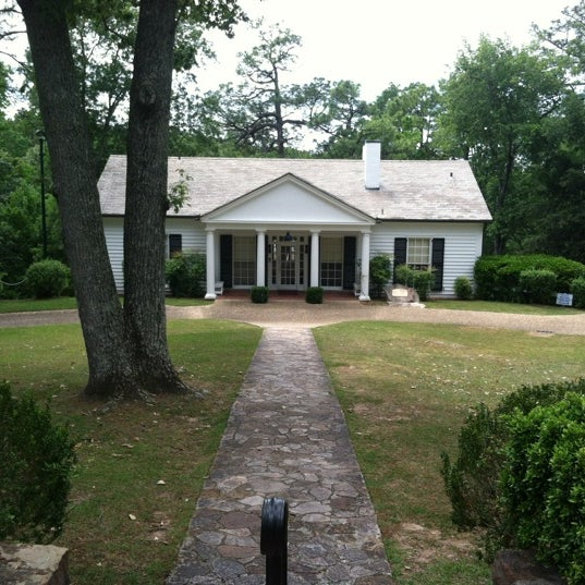 Photo taken at Roosevelt's Little White House Historic Site by Douglas W. on 5/6/2012