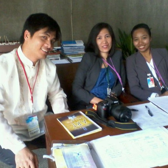 Photo taken at Philippine Information Agency (PIA) by QUIN S. on 2/1/2012