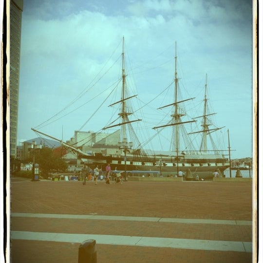 Photo taken at USS Constellation by Megan E. on 9/6/2012