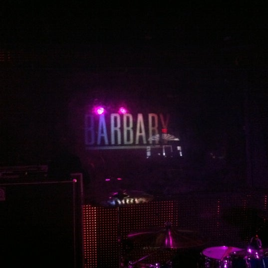 Photo taken at The Barbary by Steven L. on 3/31/2012