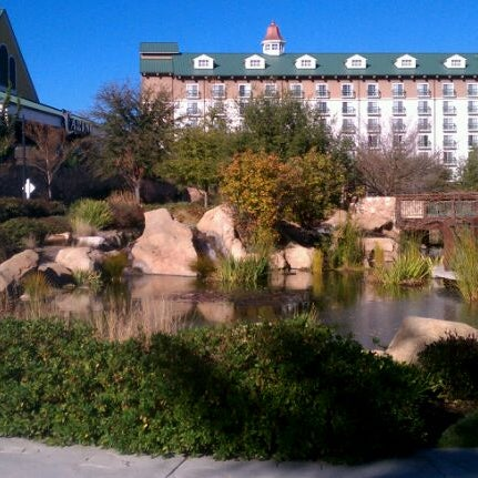 Photo taken at Barona Resort & Casino by 916Maverick on 1/13/2012