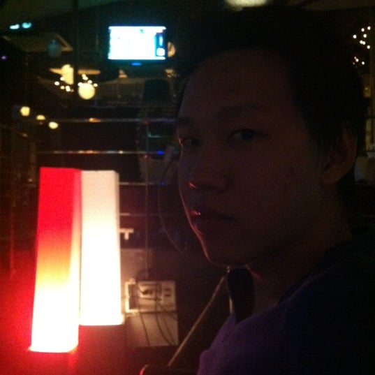 Photo taken at ติดลม Bar & Restaurant (Steady Bar & Restaurant) by Saranyoo S. on 2/21/2012