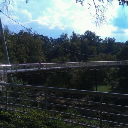 Photo taken at Liberty Bridge by George W. on 9/15/2011