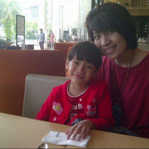 Photo taken at Bakerzin by Melina E. on 8/23/2012
