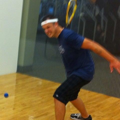 Photo taken at LA Fitness by David K. on 8/24/2011