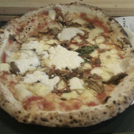 Photo taken at Franco Manca by Richard R. on 1/15/2012