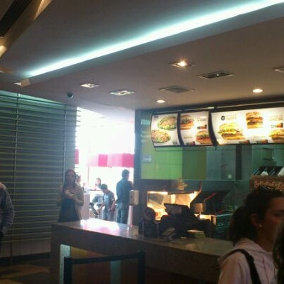 Photo taken at McDonald's by Matias T. on 10/16/2011