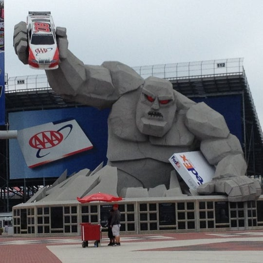 Photo taken at Dover International Speedway by R.W. on 6/1/2012