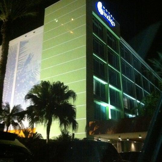 Hotel Indigo Now Closed Hotel