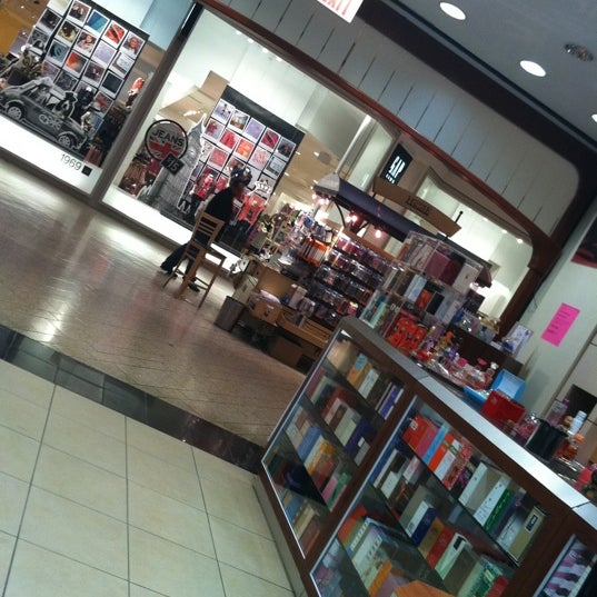 Photo taken at Holyoke Mall at Ingleside by Stephanie Lynn S. on 8/9/2011
