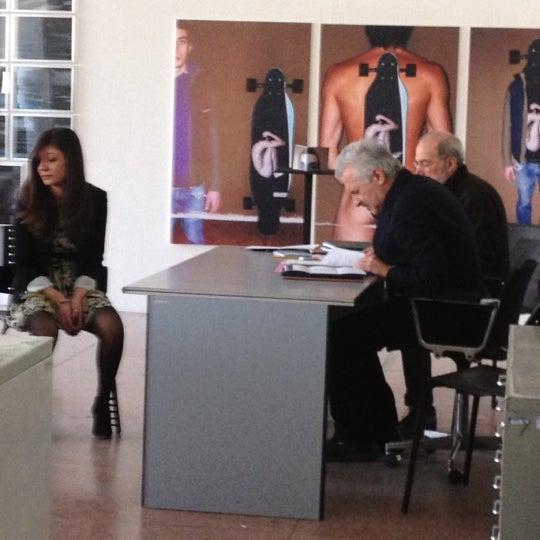 Photo taken at Accademia delle Belle Arti by Elena M. on 3/7/2012