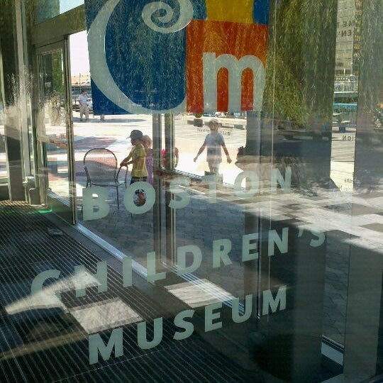 Photo taken at Boston Children's Museum by Ray E. on 9/1/2011