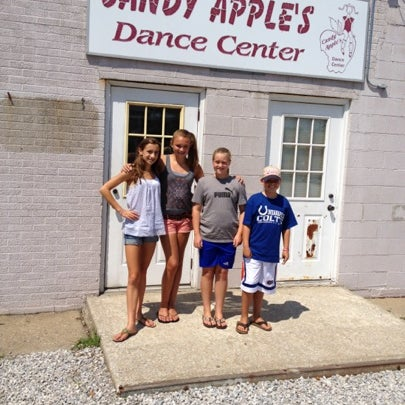 pages candy apple dance studio
