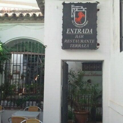 Photo taken at Restaurante El Caballo Rojo by José Julio on 7/30/2012