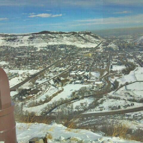 Photo taken at Golden, CO by Beentheredoingthat on 2/8/2012
