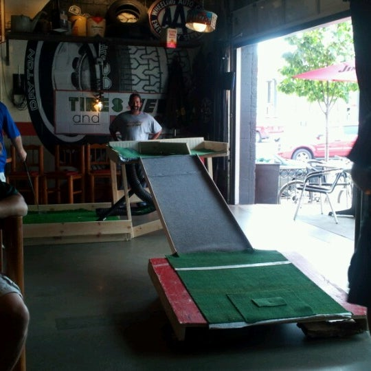 Photo taken at Double Wide Grill by Lori on 6/16/2012