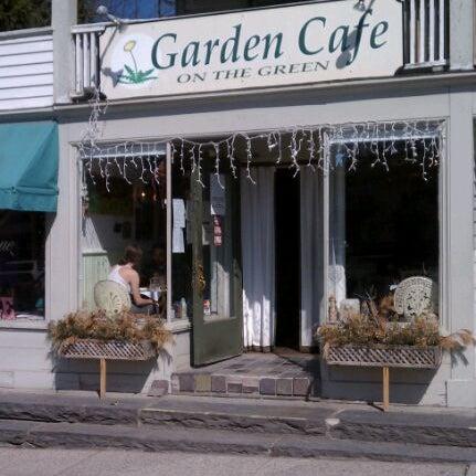 Garden Cafe On The Green Woodstock Ny Menu
