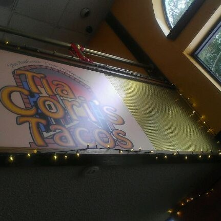 Photo taken at Tia Cori's Tacos by Lenore T. on 6/1/2012