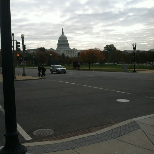 Photo taken at Rotunda of the U.S. Capitol by Christine M. on 11/6/2011