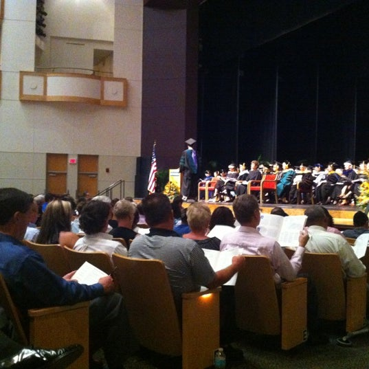 Photo taken at Curtis M. Phillips Center for the Performing Arts by Bruce F. on 5/4/2012