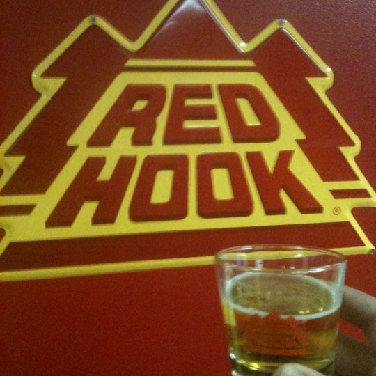 Photo taken at Redhook Brewery by Mario Y. on 10/14/2011