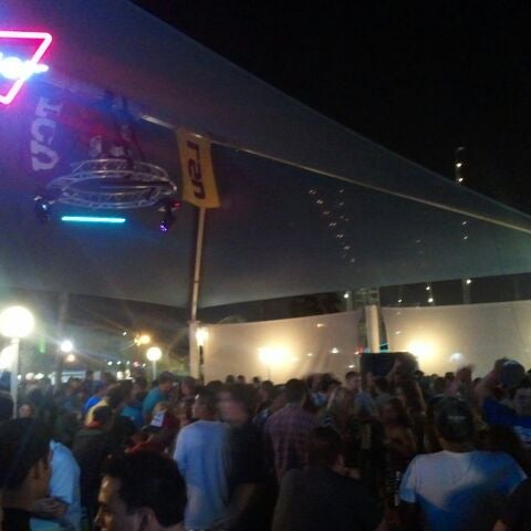 Photo taken at Tequila Sunset by Joel V. on 3/16/2012