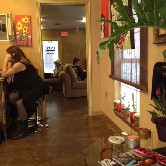 Luxe Hair Salon Salon Barbershop