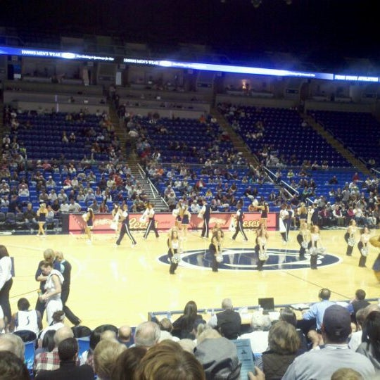 Photo taken at Bryce Jordan Center by Thomas L. on 11/5/2011