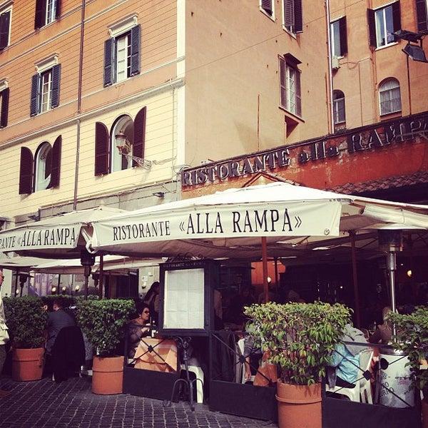 Best Romantic Restaurants In Rome Italy: Italian Restaurant In Roma
