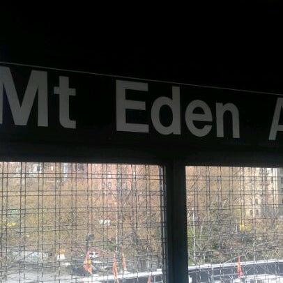 how to get to mount eden