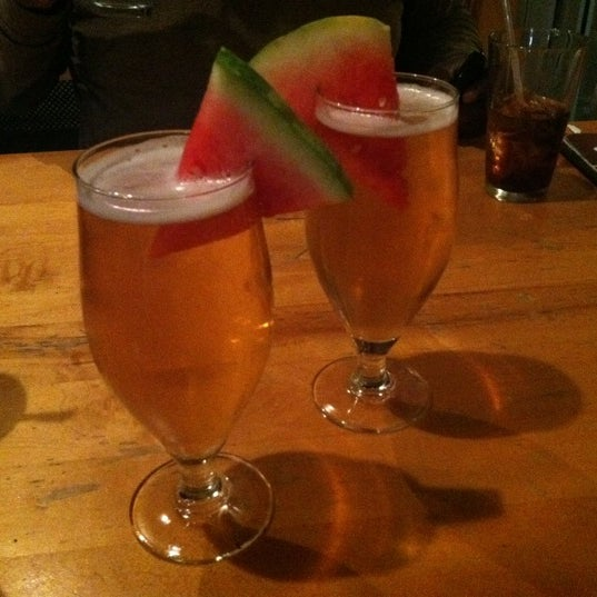 Photo taken at Boston Beer Works by Lilith A. on 6/4/2012