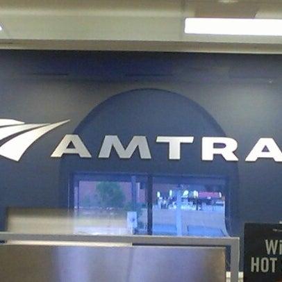 Photo taken at Denver Amtrak (DEN) by Brandie L. on 8/25/2012