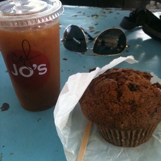 Photo taken at Jo's Coffee by Mark V. on 11/5/2011