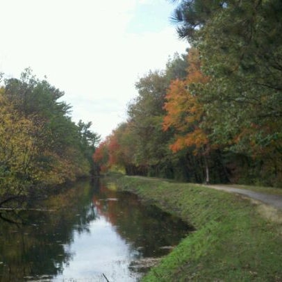 Photo taken at Mine Falls Park by John S. on 10/18/2011