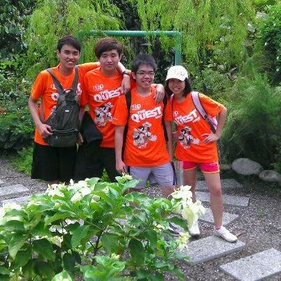 Photo taken at HortPark by Zhen Yan L. on 11/5/2011
