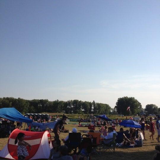 Photo taken at Warner Park by Gunnz on 6/30/2012