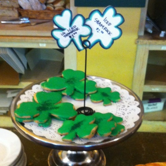 Photo taken at The Model Bakery by Danica S. on 3/16/2012