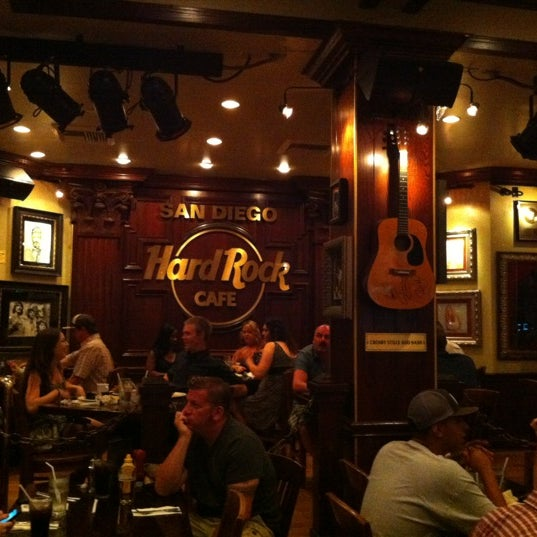 Hard Rock Cafe San Diego Comic Con