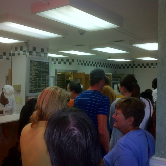 Photo taken at Long's Bakery by Evan F. on 9/1/2012