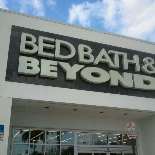 Bed Bath Beyond Furniture Home Store In Boca Raton