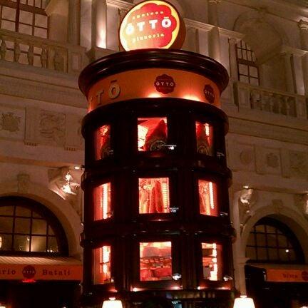 Photo taken at Otto Las Vegas by Ron M. on 10/1/2011
