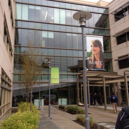 Microsoft building 37 overlake redmond wa