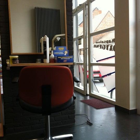 Kapsalon oxygene salon barbershop for A k a cedric salon nyc