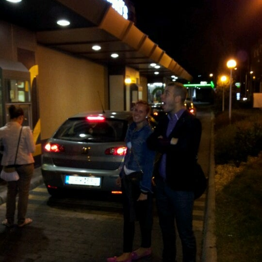 Photo taken at McDonald's by Sándor H. on 8/10/2012